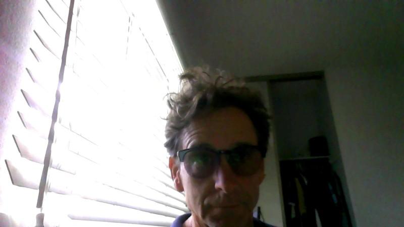 Greg W. - Black - round - acetate