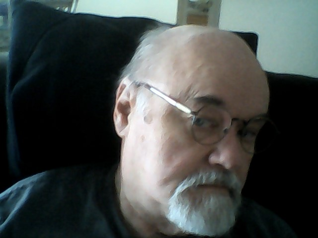 Harry M. -  Bronze - round - metal
