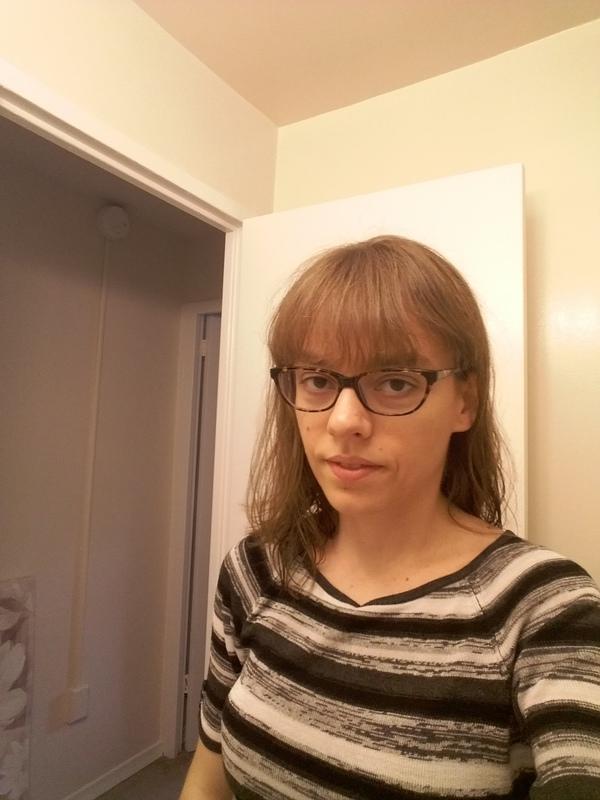 Kathryn M. - Tortoise - horn - acetate