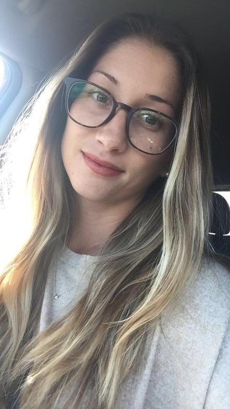 Kristen - Swirled Amber - wayfarer - plastic