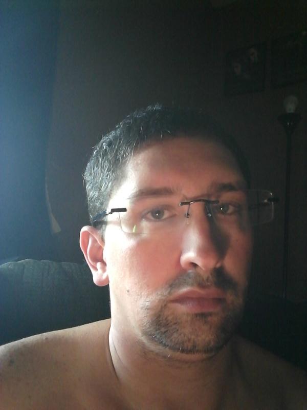 Zachary S. - Navy - rectangle - metal