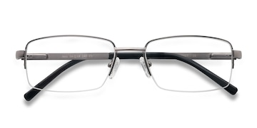 Gunmetal Axis -  Metal Eyeglasses