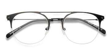Black Ascent -  Metal Eyeglasses