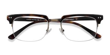 Tortoise Kurma -  Vintage Acetate Eyeglasses