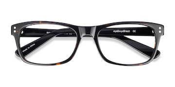 Tortoise Ridge -  Fashion Acetate Eyeglasses