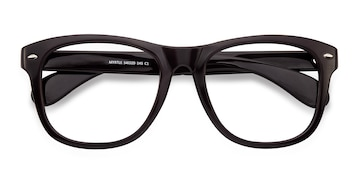 Purple Myrtle -  Fashion Plastic Eyeglasses