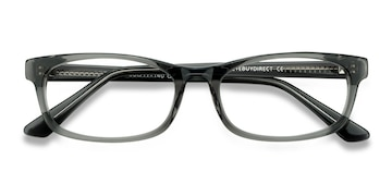 Gray Opal -  Fashion Acetate Eyeglasses