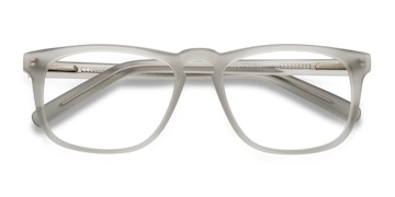Matte Gray Rhode Island -  Fashion Acetate Eyeglasses