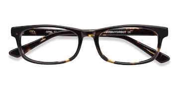 Tortoise Opal -  Acetate Eyeglasses