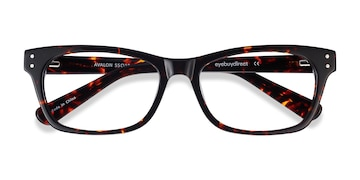 Tortoise Avalon -  Fashion Acetate Eyeglasses
