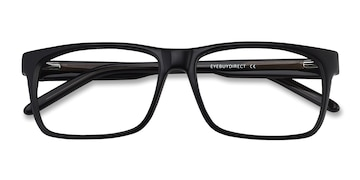 Black Sydney -  Geek Acetate Eyeglasses
