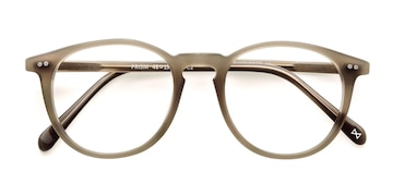 Taupe Prism -  Fashion Acetate Eyeglasses