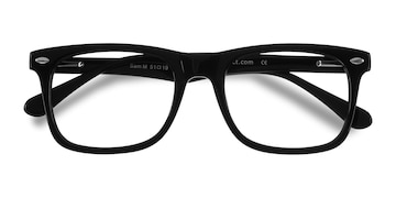 Black Sam -  Acetate Eyeglasses