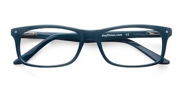 Teal Mandi -  Classic Acetate Eyeglasses