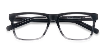 Gray Pioneer -  Acetate Eyeglasses