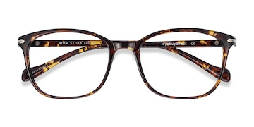 Brown Nola -  Plastic Eyeglasses