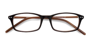 ea49a211878a Brown Fallon - Acetate Eyeglasses