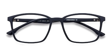 Matte Navy Northern -  Plastic Eyeglasses