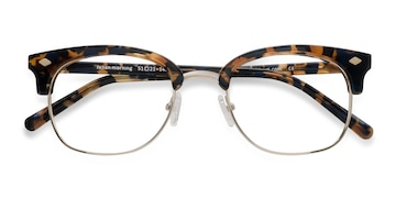 Tortoise  Japan Morning -  Vintage Acetate Eyeglasses