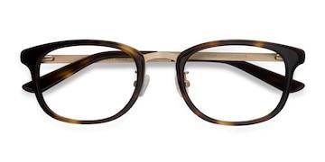 Tortoise First Light -  Vintage Acetate Eyeglasses