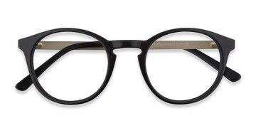Black White Moon -  Fashion Acetate Eyeglasses