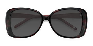 Black Red Marilyn -  Vintage Acétate Solaires