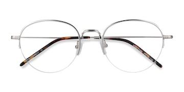 Silver Noblesse -  Vintage Metal Eyeglasses