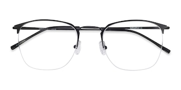 Black Urban -  Metal Eyeglasses