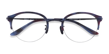 Blue Dulcet -  Acetate Eyeglasses