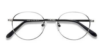 Gray Ledger -  Classic Metal Eyeglasses