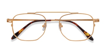 Golden Cordon -  Metal Eyeglasses