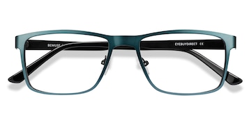Green  Bemuse -  Metal Eyeglasses