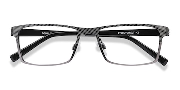 Gray Soon -  Metal Eyeglasses