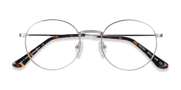 Silver Bistro -  Metal Eyeglasses