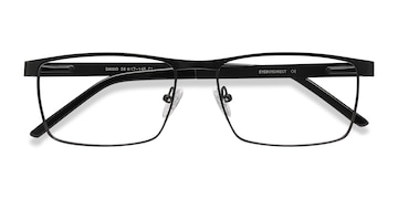 Black Danno -  Metal Eyeglasses