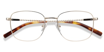 Golden Aspect -  Metal Eyeglasses