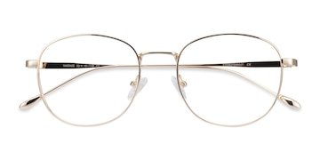 Gold Vantage -  Metal Eyeglasses
