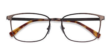 Gunmetal Strategy -  Metal Eyeglasses