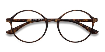 Matte tortoise Poetic -  Plastic Eyeglasses