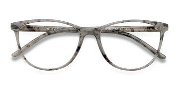 Speckled Gray Release -  Plastic Eyeglasses