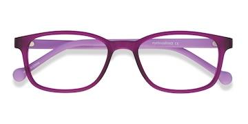 Violet Posie -  Plastique Lunettes de Vue
