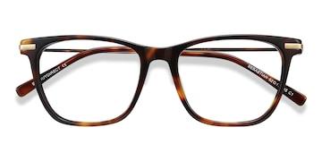 Tortoise Sebastian -  Acetate Eyeglasses