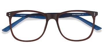Brown Mystery -  Plastic Eyeglasses