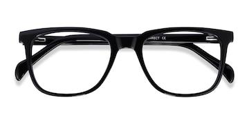 Black Girona -  Acetate Eyeglasses