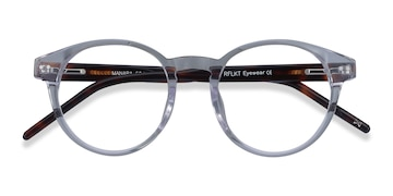 Clear Manara -  Fashion Acetate Eyeglasses