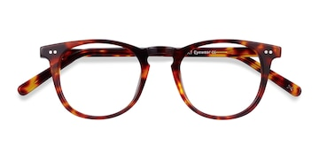 Warm Tortoise ONA -  Fashion Acetate Eyeglasses