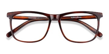 Brown Mezzanine -  Acetate Eyeglasses