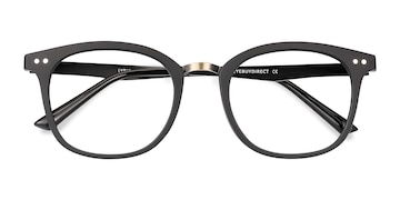 Black Lyric -  Plastic Eyeglasses