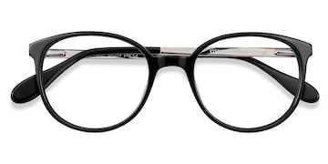 Black Lucy -  Acetate Eyeglasses