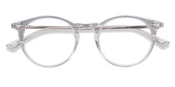 Clear Luminous -  Designer Acetate Eyeglasses